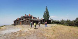Refugio Postero Alto, Sierra Nevada